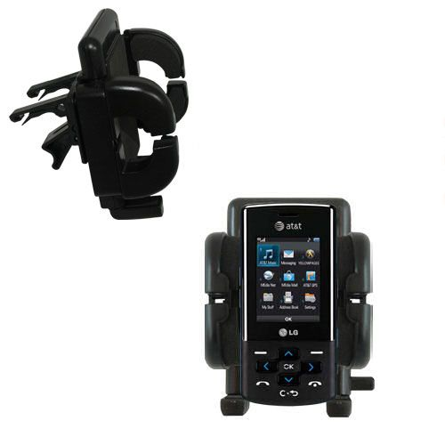 Vent Swivel Car Auto Holder Mount compatible with the LG CF360