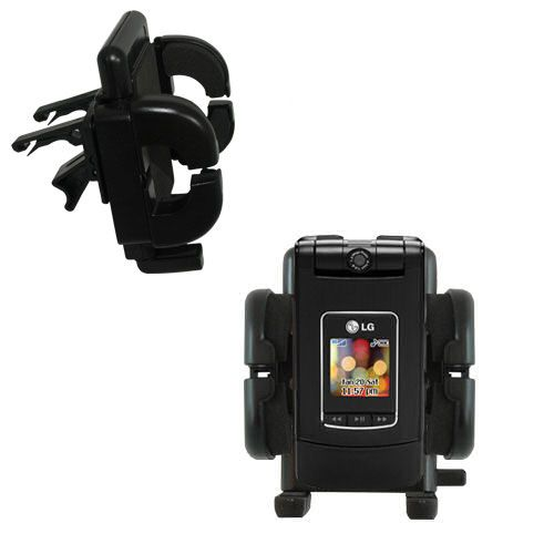 Vent Swivel Car Auto Holder Mount compatible with the LG CU500