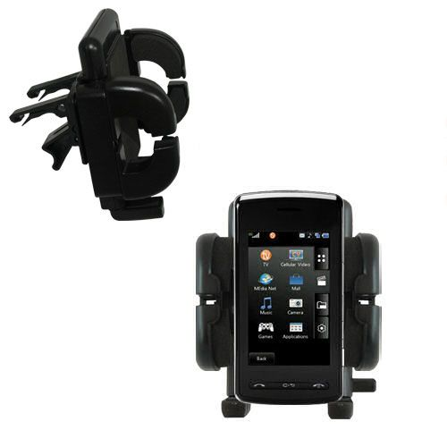 Vent Swivel Car Auto Holder Mount compatible with the LG CU920
