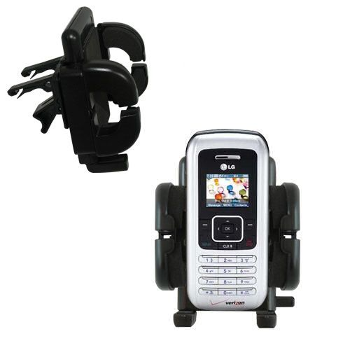 Vent Swivel Car Auto Holder Mount compatible with the LG EnV