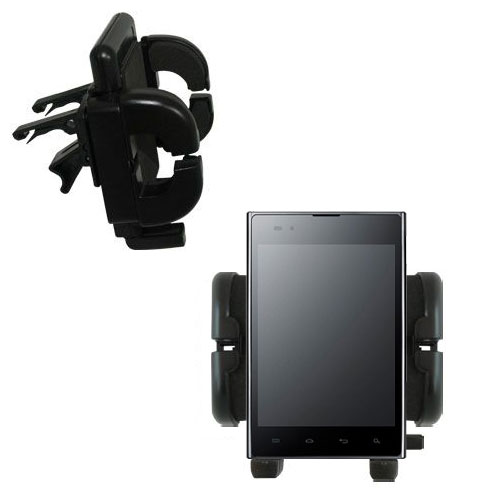 Vent Swivel Car Auto Holder Mount compatible with the LG F100L