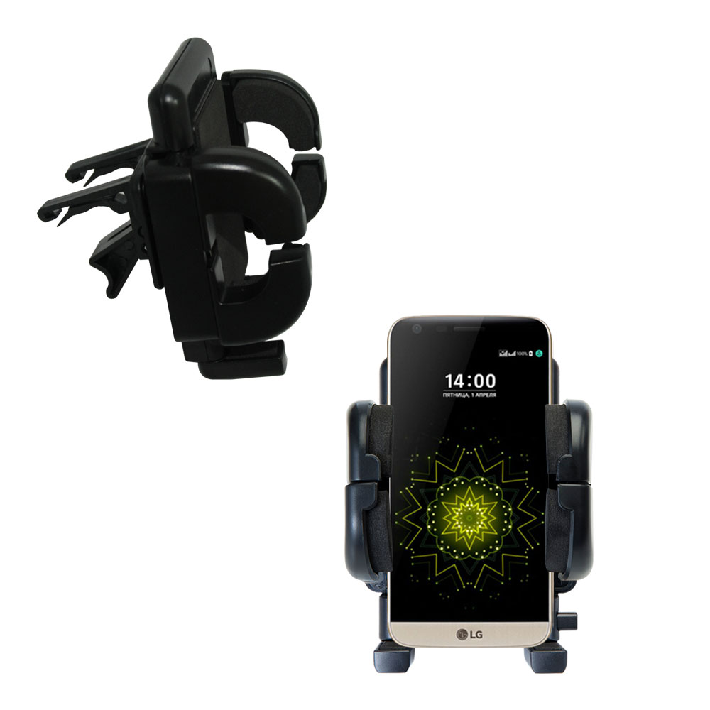 Vent Swivel Car Auto Holder Mount compatible with the LG G5