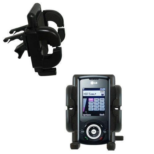 Vent Swivel Car Auto Holder Mount compatible with the LG GB130