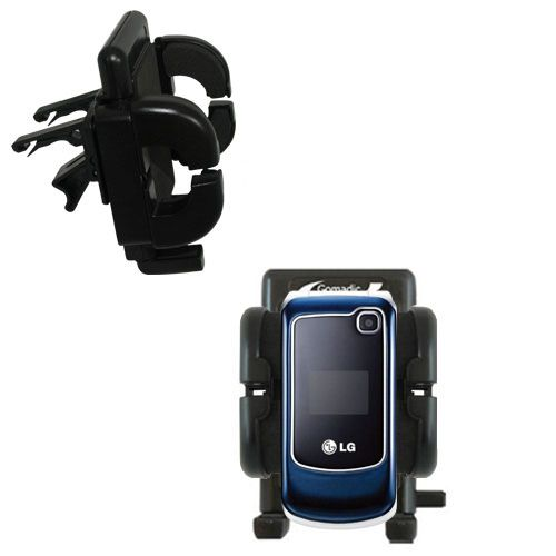 Vent Swivel Car Auto Holder Mount compatible with the LG GB250