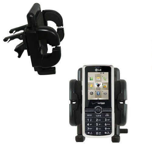 Vent Swivel Car Auto Holder Mount compatible with the LG Glance