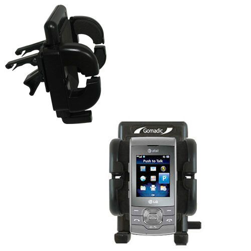 Vent Swivel Car Auto Holder Mount compatible with the LG GU292