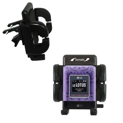 Vent Swivel Car Auto Holder Mount compatible with the LG Lotus