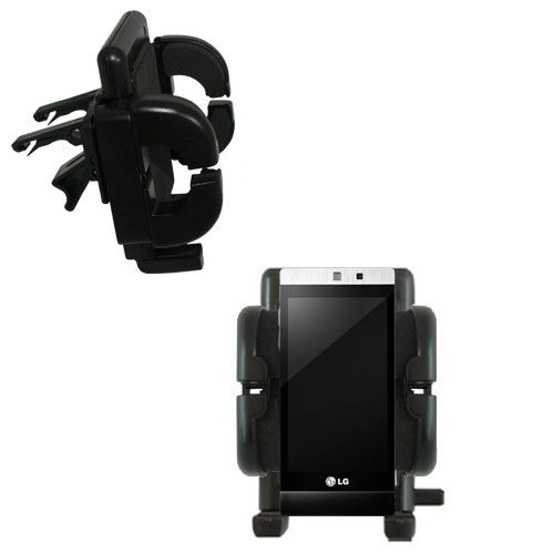 Vent Swivel Car Auto Holder Mount compatible with the LG Mini