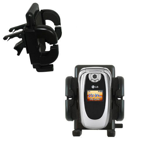 Vent Swivel Car Auto Holder Mount compatible with the LG PM-225 PM-325