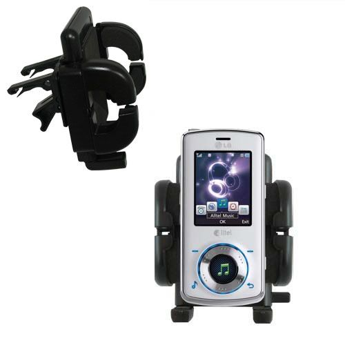 Vent Swivel Car Auto Holder Mount compatible with the LG Rhythm