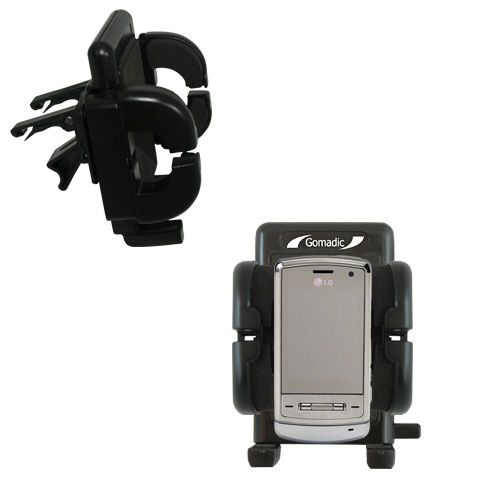 Vent Swivel Car Auto Holder Mount compatible with the LG Shine