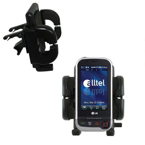 Vent Swivel Car Auto Holder Mount compatible with the LG Tritan