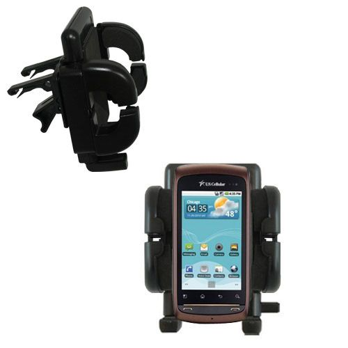 Vent Swivel Car Auto Holder Mount compatible with the LG US740