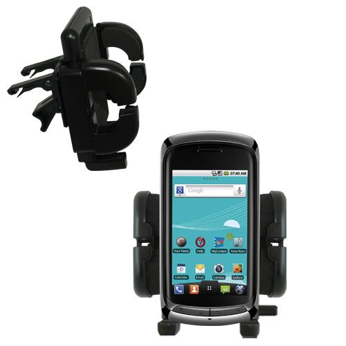 Vent Swivel Car Auto Holder Mount compatible with the LG US760