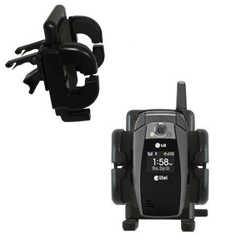 Vent Swivel Car Auto Holder Mount compatible with the LG UX355