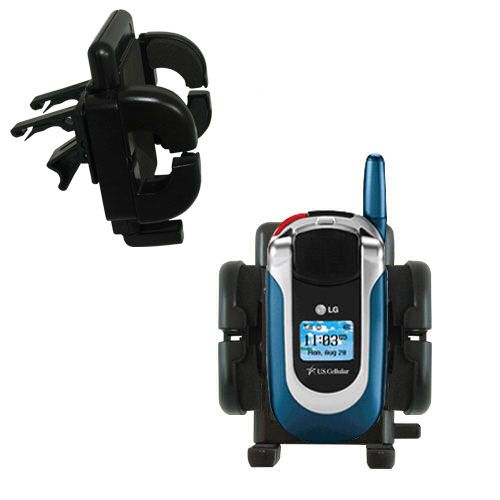 Vent Swivel Car Auto Holder Mount compatible with the LG UX390