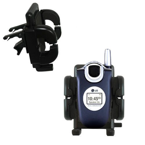 Vent Swivel Car Auto Holder Mount compatible with the LG UX4750