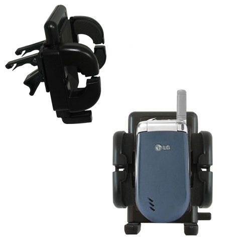 Vent Swivel Car Auto Holder Mount compatible with the LG VX3200
