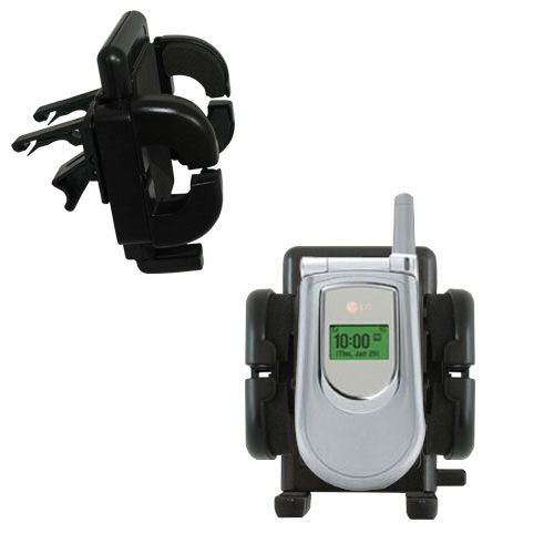 Vent Swivel Car Auto Holder Mount compatible with the LG VX4500