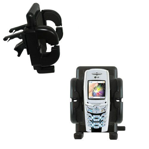 Vent Swivel Car Auto Holder Mount compatible with the LG VX5300 / VX-5300