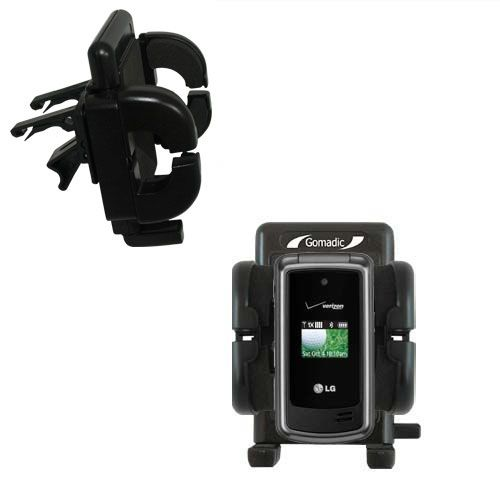Vent Swivel Car Auto Holder Mount compatible with the LG VX5500