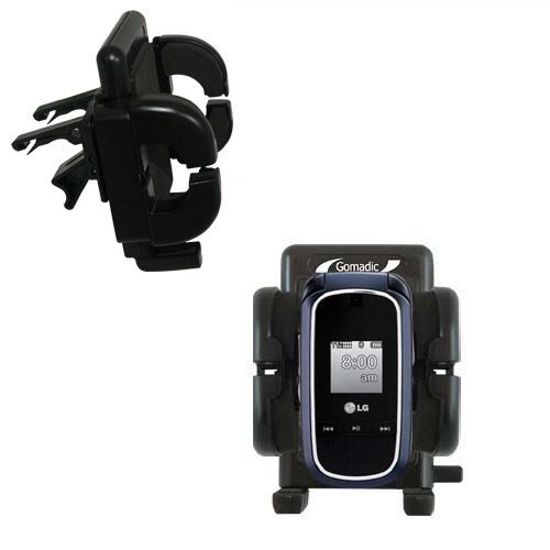 Vent Swivel Car Auto Holder Mount compatible with the LG VX8360