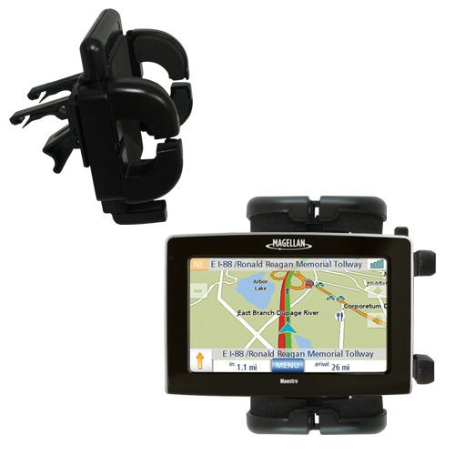 Vent Swivel Car Auto Holder Mount compatible with the Magellan Maestro 4250