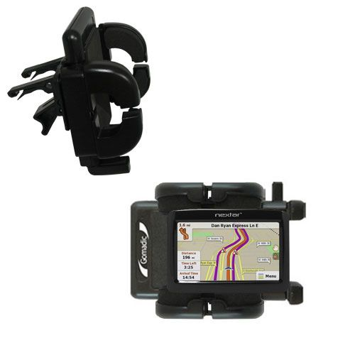 Vent Swivel Car Auto Holder Mount compatible with the Nextar 43LT