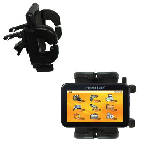 Vent Swivel Car Auto Holder Mount compatible with the Nextar K40