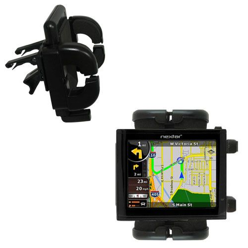 Vent Swivel Car Auto Holder Mount compatible with the Nextar ME