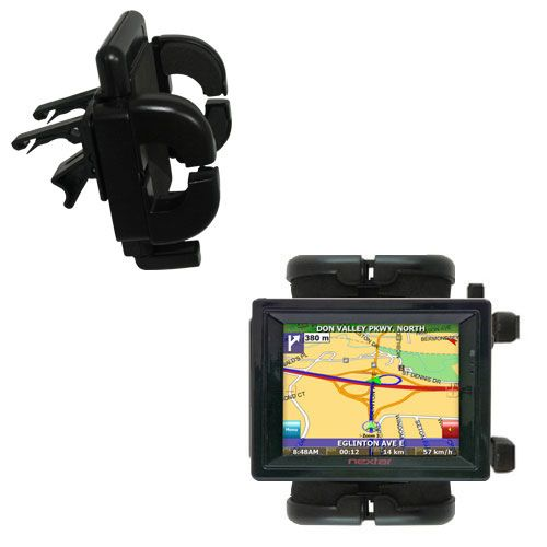Vent Swivel Car Auto Holder Mount compatible with the Nextar P3