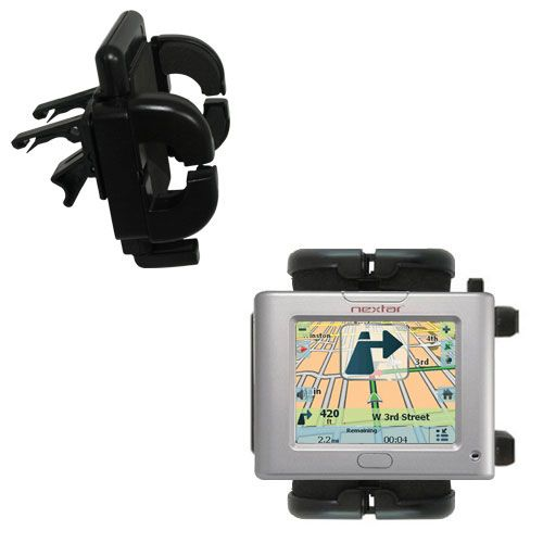 Vent Swivel Car Auto Holder Mount compatible with the Nextar S3