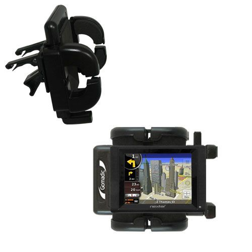 Vent Swivel Car Auto Holder Mount compatible with the Nextar SNAP5