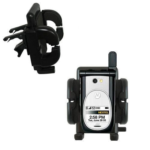 Vent Swivel Car Auto Holder Mount compatible with the Nextel i920 i930