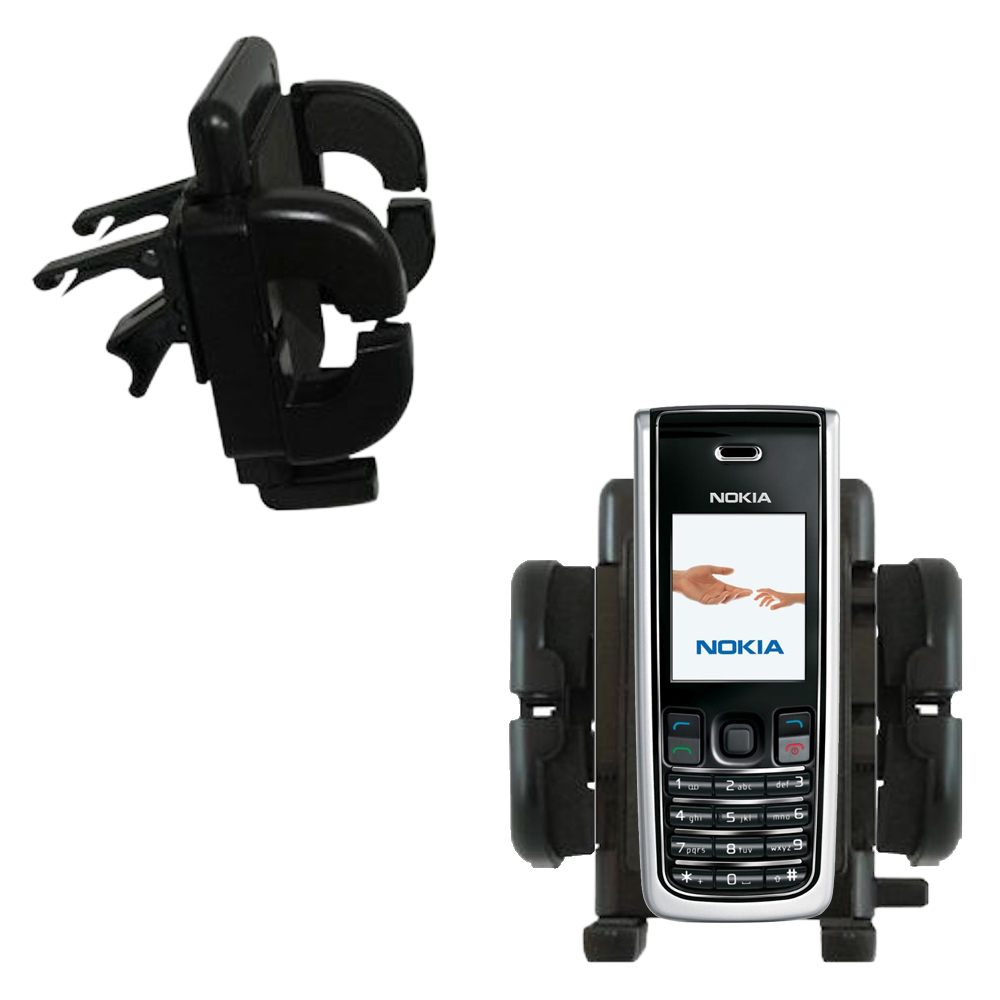 Vent Swivel Car Auto Holder Mount compatible with the Nokia 2865i 3155i