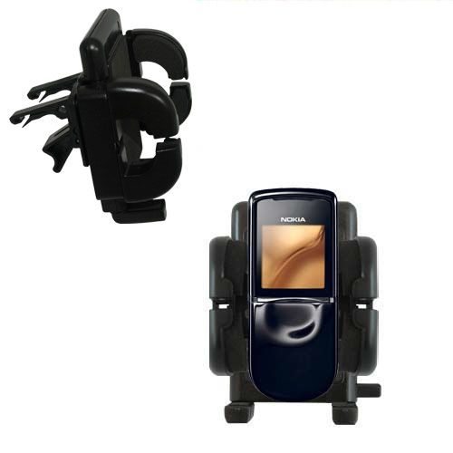 Vent Swivel Car Auto Holder Mount compatible with the Nokia 8800