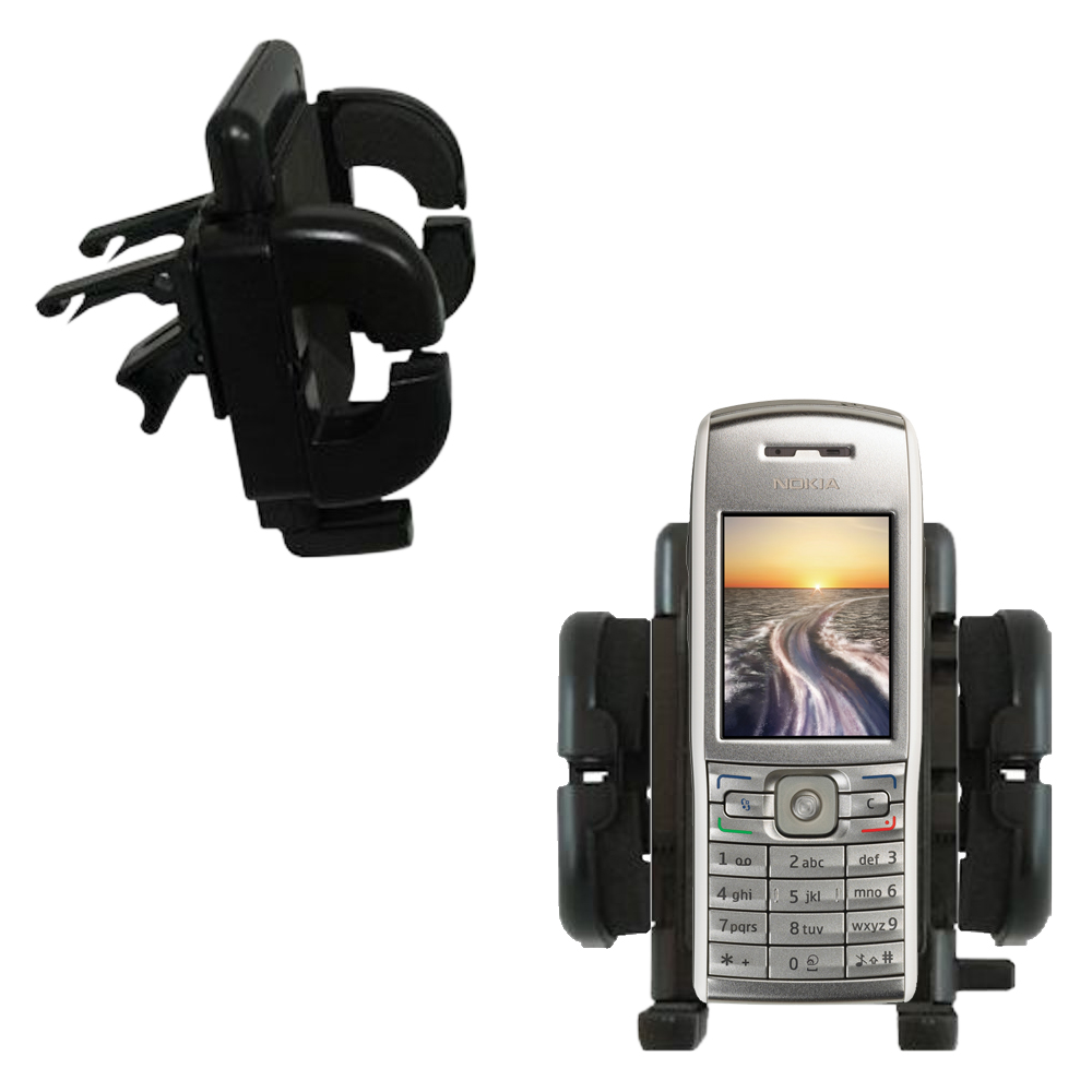 Vent Swivel Car Auto Holder Mount compatible with the Nokia E50