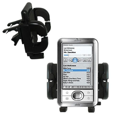 Vent Swivel Car Auto Holder Mount compatible with the Palm LifeDrive