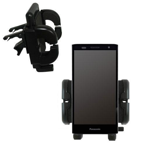 Vent Swivel Car Auto Holder Mount compatible with the Panasonic ELUGA Power