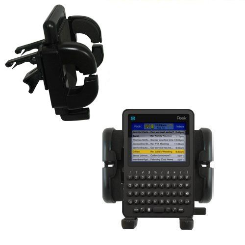 Vent Swivel Car Auto Holder Mount compatible with the Peek GetPeek