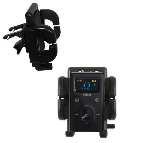 Vent Swivel Car Auto Holder Mount compatible with the RCA M2104 M2204 Lyra