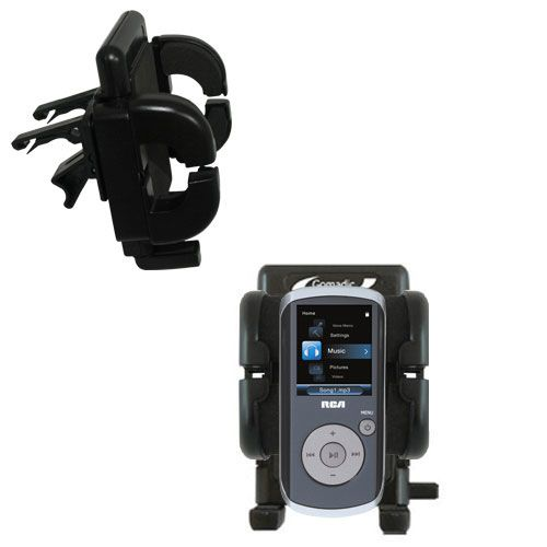 Vent Swivel Car Auto Holder Mount compatible with the RCA M4208 OPAL Digital Media Player