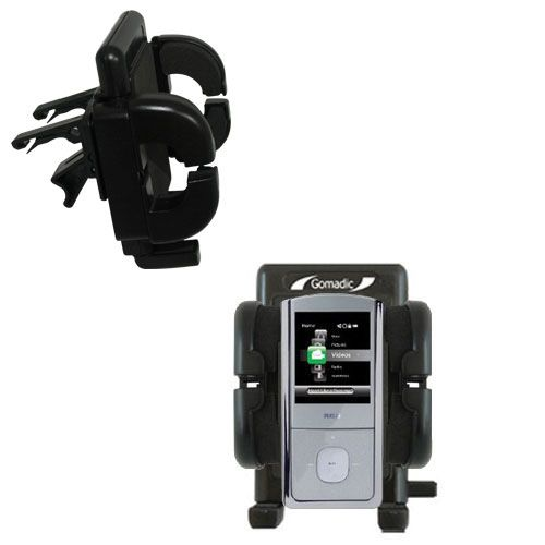 Vent Swivel Car Auto Holder Mount compatible with the RCA M4304 Digital Music Player
