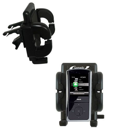 Vent Swivel Car Auto Holder Mount compatible with the RCA M4308 Digital Music Player