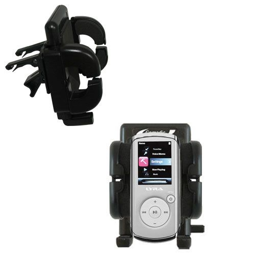 Vent Swivel Car Auto Holder Mount compatible with the RCA MC4202 MC4204 MC4208 OPAL