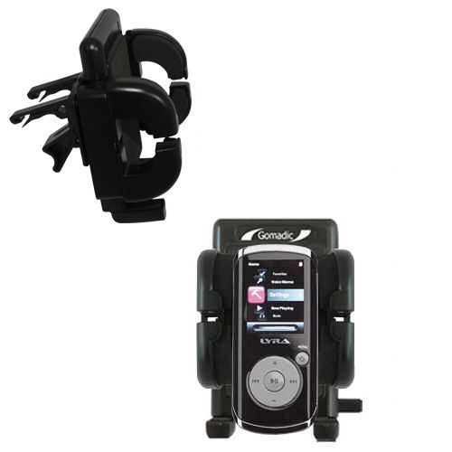 Vent Swivel Car Auto Holder Mount compatible with the RCA MC4204 OPAL Digital Media Player
