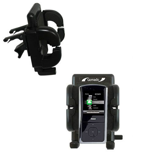 Vent Swivel Car Auto Holder Mount compatible with the RCA MC4302 Digital Music Player