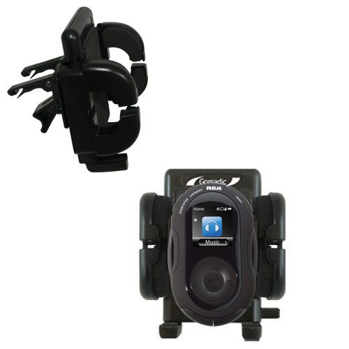 Vent Swivel Car Auto Holder Mount compatible with the RCA S2204 JET Digital Audio Player