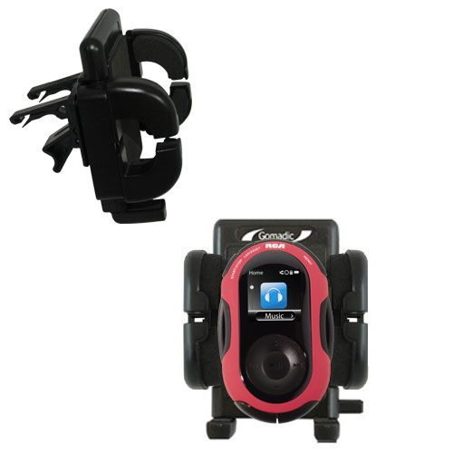 Vent Swivel Car Auto Holder Mount compatible with the RCA SC2202 JET Digital Audio Player