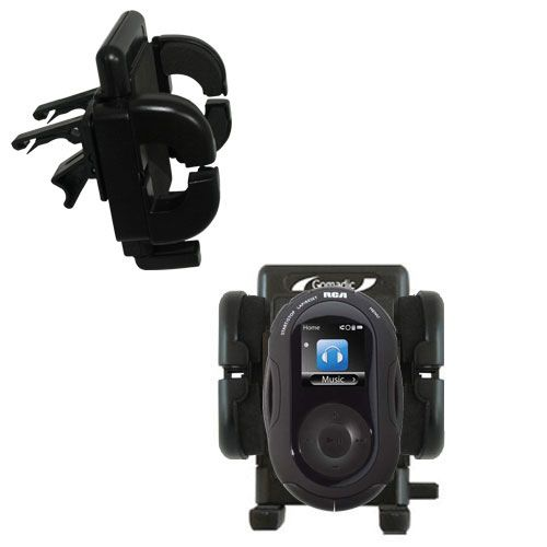 Vent Swivel Car Auto Holder Mount compatible with the RCA SC2204 JET Digital Audio Player